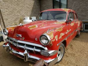 1954 Chevy 210 - 2Door $4,500!
