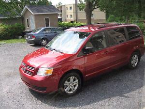 2010 Dodge Caravan Fourgonnette, fourgon