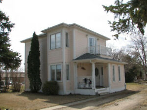Spacious 2 Storey Home with Character for Sale in Roblin, MB!
