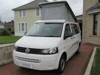 VW T5 Leisure drive Crusader 2015 2 Berth