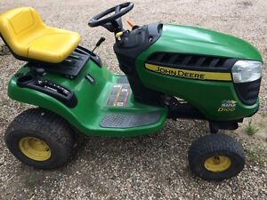 Project or Parts mower
