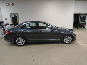 2010 MERCEDES C230 4MATIC! 99,000KMS! MINT! ONLY $15,900!!!!