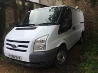 2008 FORD TRANSIT SWB low roof T300s 1 owner low mileage