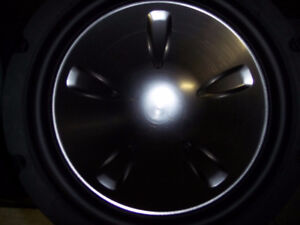 """Pioneer 10"""" dual voice coil nickle plated subwoofer"""