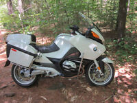 BMW R1200RT 2009 ---AUBAINE 5500$---