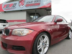 "BMW 135i ""M PACKAGE"" 2012 **FINANCEMENT 100% APPROUVE**"