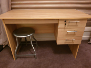 Office Works Scandi Computer Desk