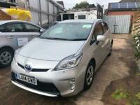 2014 Toyota Prius 1.8 Hybrid 5 Seats Ready For Taxi Wolverhampton Birmingham Hat