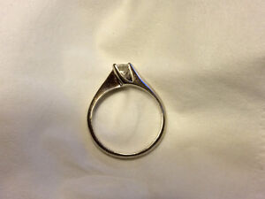 14 karat wedding ring Strathcona County Edmonton Area image 4
