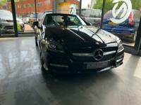 2012 Mercedes-Benz SLK SLK 250 CDI BlueEFFICIENCY AMG Sport 2dr Tip Auto CONVERT