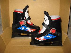 Bauer Boys Hockey Skates - Size 6/7 Cambridge Kitchener Area image 2