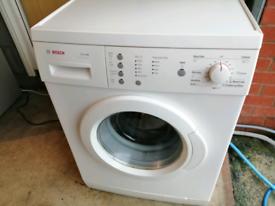 6kg 1400 spin Bosch classixx 1400 express washing machine