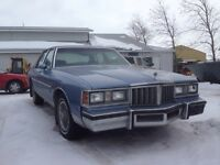 1981 Pontiac Parisienne for trade