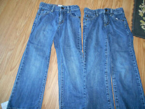 Two boys jeans, size 5 for $4.00