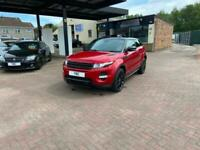 2012 Land Rover Range Rover Evoque 2.0 Si4 Dynamic 3dr Auto [Lux Pack] COUPE Pet