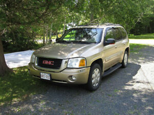 2004 GMC Envoy SLT SUV, Inspected to Oct. 2019