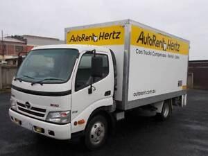 Power Lift Truck - Hino Dutro Hobart CBD Hobart City Preview