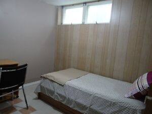 Furnished room for 450 monthly(McMillan Ave)utilities inc.