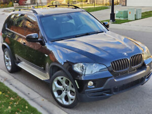 2007 BMW X5 4.8 V8 AWD - Excellent Condition