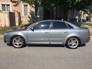 ****2008 Sline Audi A4 MUST GO****