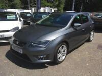 2013 Seat Leon 1.4 TSI FR 5dr [Technology Pack] 5 door Hatchback