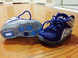 Baby shoes Lebron James