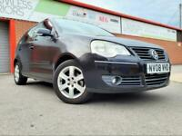 VOLKSWAGEN POLO 1.2 MATCH 5DR 2008 / FACE-LIFT / L@@K FIRST CAR / LOW INSURANCE