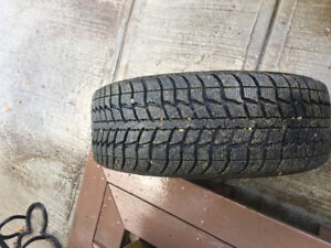 Used winter tires for sale 195 55R16