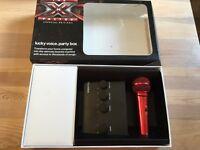 X-Factor karaoke machine