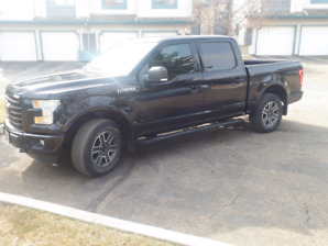 2016 Ford F 150 XLT  eco-boost