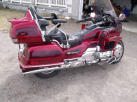 2000 GOLDWING SPECIAL EDITION