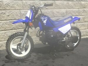 Yamaha PW 50 - Kids Dirt Bike