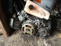 PW 80 copy engine