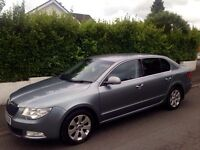 2010 Skoda Superb 1.9 TDI New Model Great car / Octavia Passat audi