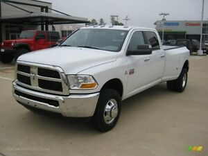 2014 DODGE RAM 3500 CREWCAB DUALLY SLT 4X4