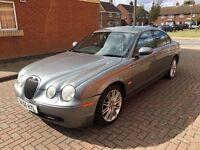 Jaguar s type 3.0 v6 lwb full service long mot stunning bargain price not audi bmw