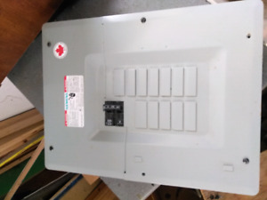 Brand new Simmons electrical panel never used