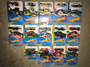 Hot Wheels Treasure Hunts