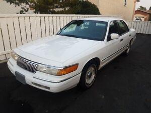 Mercury Grand (Never winter driven)