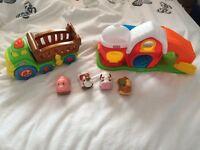 Little Tykes farm set