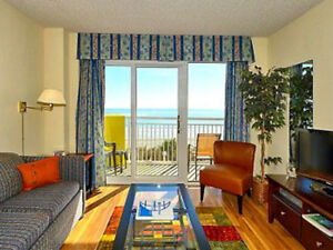 Oceanfront condo in beautiful beach resort - Bay Watch Unit 338