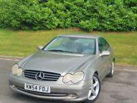 2005 Mercedes-Benz CLK 270 CDi Avantgarde 2dr Auto *** PX TO CLEAR *** COUPE Die