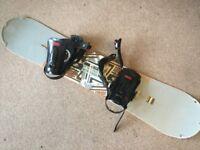 Rossignol 145cm snowboard