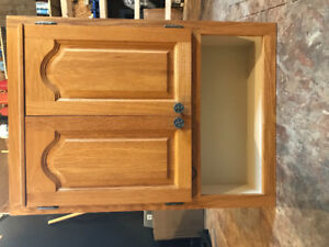 Pale Bathroom cabinet for sale