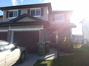 St Albert Townhouse available for rent