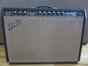 1966 Fender Pro Reverb