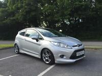 Ford Fiesta 1.6TDCi Zetec S 62 plate finance available from £30 per week