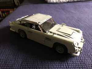 LEGO - James Bond - Aston Martin DB5