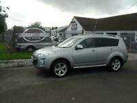 2009 Peugeot 4007 2.2 HDi GT 5dr ESTATE Diesel Manual