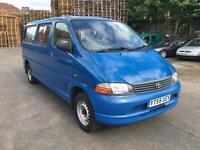 2005 Toyota Hiace 2.5 300 ABuS (9 Seat) Mini Bus 4dr